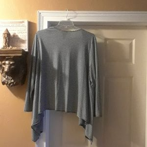 Lane Bryant Jackets & Coats - Lane Bryant Striped Jacket